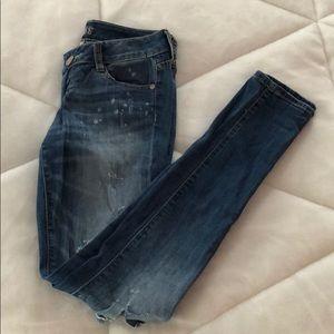 Decree Super Ripped Jeans